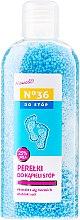 Düfte, Parfümerie und Kosmetik Perlen-Fußbad mit Meeresalgenextrakt - Pharma CF No36