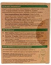 Menstruationstasse Größe B - OrganiCup — Bild N3