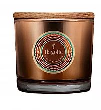 Düfte, Parfümerie und Kosmetik Duftkerze im Glas Sandelholz - Flagolie Fragranced Candle Sandalwood