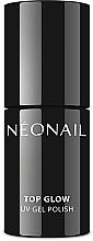 Düfte, Parfümerie und Kosmetik Gel-Nagellack - NeoNail Professional UV Gel Polish Top Glow Sparkling