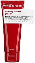 Düfte, Parfümerie und Kosmetik Rasiercreme - Recipe For Men Shaving Cream