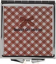 Düfte, Parfümerie und Kosmetik Kosmetischer Taschenspiegel 6 cm 85604 - Top Choice Beauty Collection Mirror
