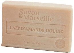 Düfte, Parfümerie und Kosmetik Naturseife mit Mandelmilch - Le Chatelard 1802 Soap Almond Milk