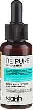 Düfte, Parfümerie und Kosmetik Schützendes Haarserum mit Ingwer- und Traubenextrakt - Niamh Hairconcept Be Pure Scalp Defence Serum