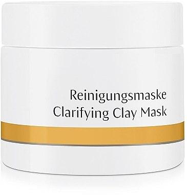 Gesichtsmaske - Dr. Hauschka Clarifying Clay Mask