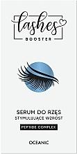 Düfte, Parfümerie und Kosmetik Wimpernwachstumsserum - Lashes Booster Eyelash Serum