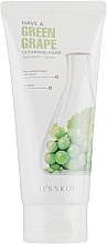 Düfte, Parfümerie und Kosmetik Gesichtsreinigungsschaum mit Weinrebenextrakt - It's Skin Have a Green Grape Cleansing Foam