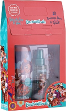 Düfte, Parfümerie und Kosmetik Körperpflegeset - Uroda For Kids Enchantimals (Duschgel 250ml + Körpernebel 110ml + Aufkleber)
