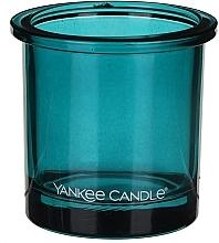 Düfte, Parfümerie und Kosmetik Kerzenhalter für Votivkerze - Yankee Candle POP Teal Tealight Votive Holder