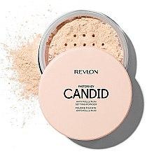 Düfte, Parfümerie und Kosmetik Gesichtspuder - Revlon Photoready Candid Anti-pollution Setting Powder