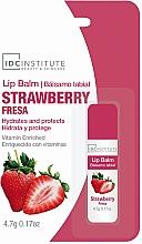 Düfte, Parfümerie und Kosmetik Lippenbalsam Erdbeere - IDC Institute Lip Balm Strawberry