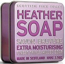 Düfte, Parfümerie und Kosmetik Extra feuchtigkeitsspendende Seife mit Heidekrautduft - Scottish Fine Soaps Heather Soap