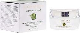 Düfte, Parfümerie und Kosmetik Beruhigende und feuchtigkeitsspendende Anti-Falten Tages- und Nachtcreme - Dermika Vitamina P Plus Face Cream