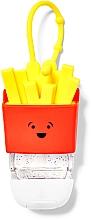Düfte, Parfümerie und Kosmetik Desinfektionsmittel-Anhänger Pommes frites - Bath and Body Works French Fries PocketBac Holder