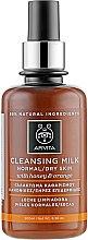 Düfte, Parfümerie und Kosmetik Reinigungsmilch für das Gesicht mit Honig und Orange - Apivita Cleansing Milk for Normal/Dry Skin