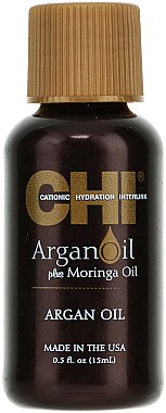 2in1 Argan- und Moringaöl - CHI Argan Oil Plus Moringa Oil (Mini)