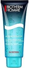 Düfte, Parfümerie und Kosmetik 2in1 Revitalisierendes Shampoo und Duschgel für Männer - Biotherm Homme Aquafitness Shower Gel Body & Hair