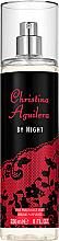 Düfte, Parfümerie und Kosmetik Christina Aguilera by Night - Parfümierter Körpernebel
