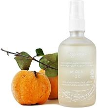 Düfte, Parfümerie und Kosmetik Feuchtigkeitsspendender Gesichtsnebel mit Hyaluronsäure und Quittenextrakt - Uoga Uoga