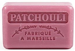 Düfte, Parfümerie und Kosmetik Handgemachte Naturseife mit Patschuli-Duft und Sheabutter - Foufour Savonnette Marseillaise Patchouli