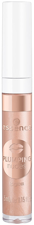 Lipgloss - Essence Plumping Nudes Lipgloss