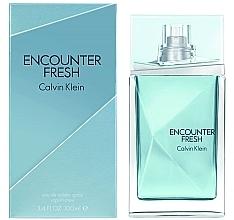 Düfte, Parfümerie und Kosmetik Calvin Klein Encounter Fresh - Eau de Toilette