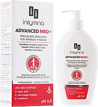 Düfte, Parfümerie und Kosmetik Emulsion für Intimhygiene Uro Med Complex - AA Advanced Med+