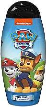 Düfte, Parfümerie und Kosmetik 2in1 Shampoo und Duschgel für Kinder Paw Patrol - Uroda For Kids Shampoo & Shower Gel