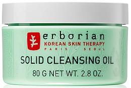 Düfte, Parfümerie und Kosmetik Klärendes Gesichtsöl zur Make-up Entfernung - Erborian Solid Cleansing Oil
