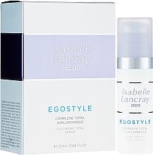 Düfte, Parfümerie und Kosmetik Reparierendes Anti-Aging Creme-Serum für das Gesicht mit Hyaluronsäure - Isabelle Lancray Egostyle Hyaluronic Total Repair
