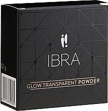 Düfte, Parfümerie und Kosmetik Loser transparenter Gesichtspuder - Ibra Glow Transparent Powder (3)
