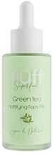 Düfte, Parfümerie und Kosmetik Mattierende Gesichtsreinigungsmilch mit grünem Tee - Fluff Green Tea Mattifying Face Milk