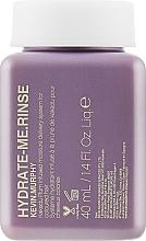 Düfte, Parfümerie und Kosmetik Conditioner mit Buschpflaume - Kevin.Murphy Hydrate-Me Rinse Conditioner (Mini)