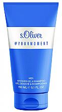 Düfte, Parfümerie und Kosmetik S.Oliver #Your Moment - 2in1 Duschgel und Shampoo für Männer