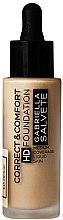 Düfte, Parfümerie und Kosmetik Korrigierende HD Foundation - Gabriella Salvete Correct & Comfort Foundation