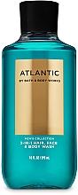 Düfte, Parfümerie und Kosmetik Bath and Body Works Atlantic 3-In-1 Hair, Face & Body Wash - 3-in-1-Haar-, Gesichts- und Körperwäsche