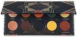 Düfte, Parfümerie und Kosmetik Lidschattenpalette - London Copyright Magnetic Eyeshadow Palette The Palace