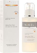 Düfte, Parfümerie und Kosmetik Anti-Aging Gesichtstonikum mit Stammmzellen aus Alpenrose - Nikel Alpine Rose Tonic