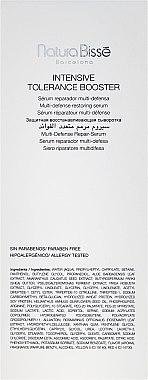 Regenerierendes Schutzserum für Gesicht, Hals und Dekolleté - Natura Bisse NB Ceutical Intensive Tolerance Booster — Bild N3