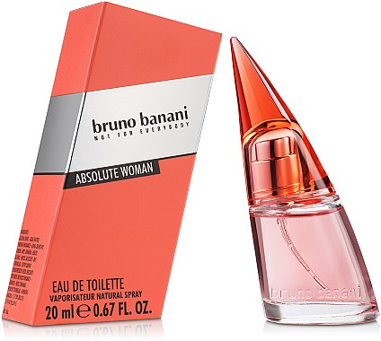 Bruno Banani Absolute Woman - Eau de Toilette