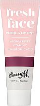 Düfte, Parfümerie und Kosmetik Tinte für Lippen und Wangen - Barry M Fresh Face Cheek & Lip Tint