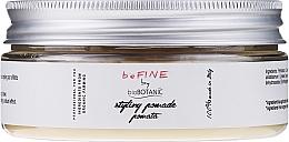Düfte, Parfümerie und Kosmetik Modellierende Haarpomade - BioBotanic BeFine Styling Pomade