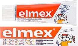 Düfte, Parfümerie und Kosmetik Zahncreme für Kinder - Elmex Childrens Toothpaste