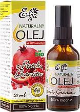 Düfte, Parfümerie und Kosmetik Natürliches Granatapfelkernenöl - Etja Bio