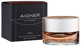 Düfte, Parfümerie und Kosmetik Aigner In Leather Man - Eau de Toilette
