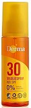 Düfte, Parfümerie und Kosmetik Sonnenschutzspray-Öl SPF 30 - Derma Sun Sun Oil SPF30 High