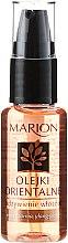 Düfte, Parfümerie und Kosmetik Nährendes Haaröl mit Macadamia und Ylang-Ylang - Marion Regeneration Oriental Oil