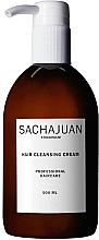Düfte, Parfümerie und Kosmetik Reinigende Haarcreme - Sachajuan Hair Cleansing Cream