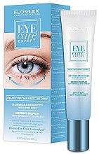 Düfte, Parfümerie und Kosmetik Anti-Aging Gesichtscreme - Floslek Eye Care Expert Dermo-Repair Anti-Wrinkle Eye Cream