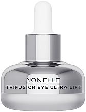 Düfte, Parfümerie und Kosmetik Serum für den Augenbereich mit Lifting-Effekt - Yonelle Trifusion Eye Ultra Lift